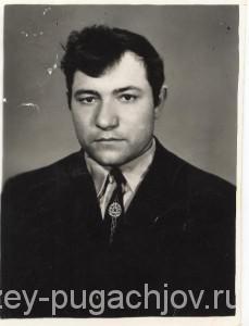 Легеза Николай Алексеевич